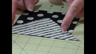 Download How to make a Square Block using 5″squares - Quilting Tips & Techniques 036 Video