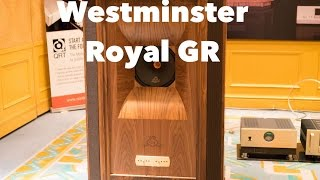 Download Tannoy Westminster Royal Gold Reference Speakers Setup with Accuphase Video