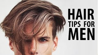 Download HEALTHY HAIR TIPS FOR MEN | HOW TO HAVE HEALTHY HAIR | Men's Hair Care Video