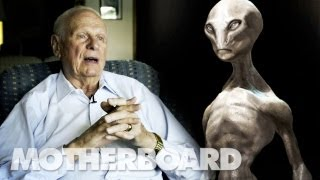 Download The World's Highest Ranking Alien Believer Video