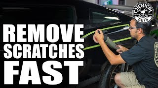 Download How To Polish Scratches and Swirls From Black Paint! - Boss 302 Mustang | Laguna Seca Video