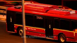 Download Delhi Transport Corporation (DTC) buses have improved hugely in recent years! Video