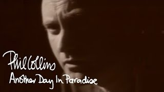 Download Phil Collins - Another Day In Paradise Video