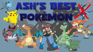 Download Who is Ash's Best Pokémon? Video