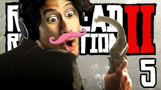 Download I PLAYED MYSELF...   Red Dead Redemption - Part 5 Video