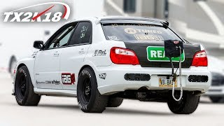 Download Finally Getting V8Bait Dialed In - 1100hp STI Video