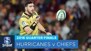 Download HIGHLIGHTS: 2018 Super Rugby Quarter-Finals: Hurricanes v Chiefs Video