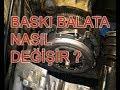 Download Baskı balata Değişimi İşlemi Nasıl Yapılır Renault 9 11 19 21 Debriyaj Balatası Değişimi Video