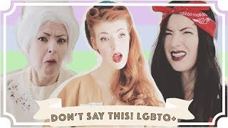 Download What NOT To Say To An LGBTQ+ Person [CC] Video