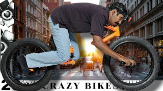 Download 20 CRAZY BIKES THAT YOU HAVE TO SEE TO BELIEVE Video