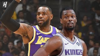 Download Sacramento Kings vs Los Angeles Lakers - Full Highlights | November 15, 2019 | 2019-20 NBA Season Video