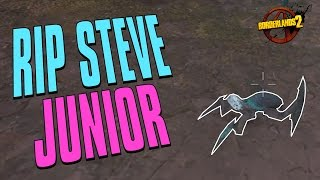 Download STEVE THE BEST PET SPIDERANT EVER - FUNNY MOMENTS FROM STREAM #Borderlands 2 Video