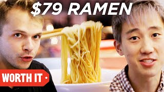 Download $3 Ramen Vs. $79 Ramen • Japan Video
