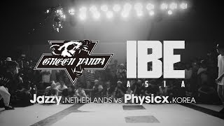 Download Jazzy (NLD) vs Physicx (KOR) ► .stance x Green Panda ◄ IBE Asia 2017 Video