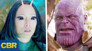 Download The Only MCU Characters That COULD Beat Thanos Video