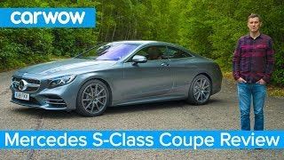 Download Mercedes S-Class Coupe 2019 in-depth review | carwow Video