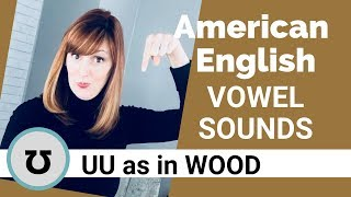 Download American English Vowels: /ʊ/, UU as in WOOD Video