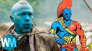 Download Top 10 Differences Between Guardians of the Galaxy Movies and Comics Video
