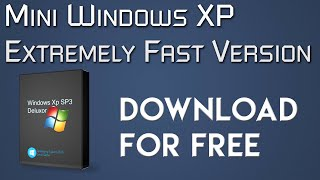 Download DOWNLOAD MINI WINDOWS XP SP3 FAST VERSION | NEW DOWNLOAD LINK 2019 ✅🔧 Video