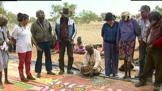 Download Fred Chaney discusses Native Title & Ngurrara Land Claim Video