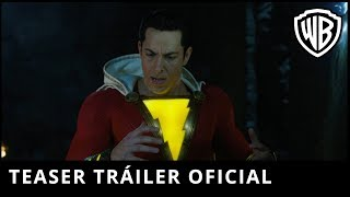 Download ¡Shazam! - Teaser Tráiler Oficial Video