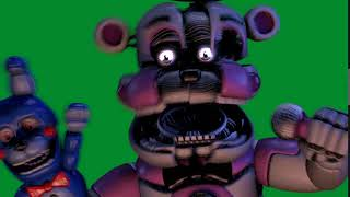 Download (SFM/FNAF) Funtime Freddy Jumpscare - Green Screen Video