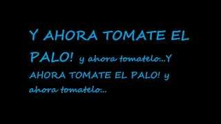 Download Tomate el palo- Miss Bolivia & Leo Garcia Letra Video