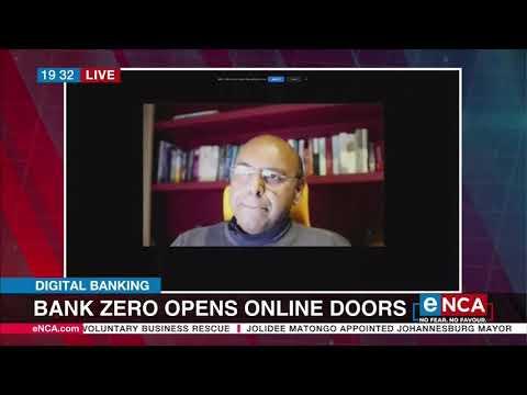Bank Zero opens online doors