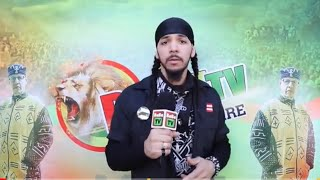 Download CHIEF MALAAK TALKS ABOUT HASHAR, PUERTO RICO AND MORE.... Video