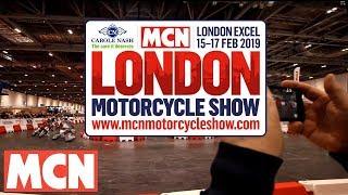 Download Carole Nash MCN London Motorcycle Show 2019 | Motorcyclenews Video