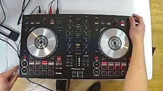 Download 【字幕あり】Pioneer DJ DDJ-SB3のFX FADEとPAD SCRATCHを試してみた。 Video