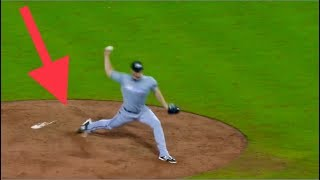 Download MLB | Pitcher illegal move Video