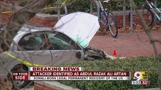 Download Police: Ohio State student Abdul Razak Ali Artan attacked campus with car, knife Video