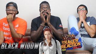 Download Black Widow Teaser Reaction Video