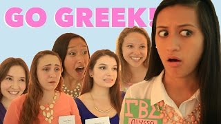 Download 5 types of girls you meet at SORORITY Recruitment Video