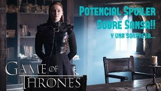 Download Potencial Spoiler sobre Sansa Temp.8 + Una Sorpresa Muy Especial... Video