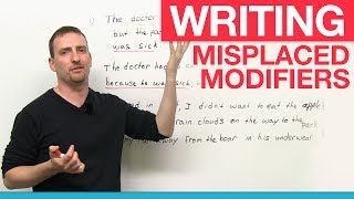 Download Writing - Misplaced Modifiers Video