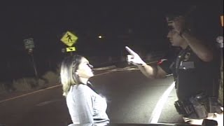 Download State Police officer moved to tears after DWI stop Video