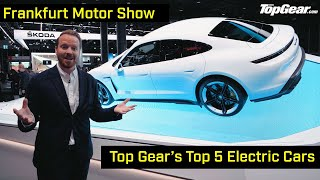Download Top Gear's Top 5: Electric Vehicles from Frankfurt Video