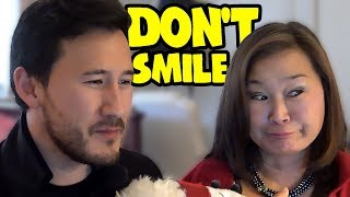 Download Try Not To Smile Challenge #5 w/ MOM Video