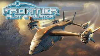 Download Futuristic Delivery Service! - Frontier Pilot Simulator Gameplay - Early Access Video