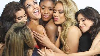 "Download Dinah Jane Hace Llorar a Camila Cabello en Entrevista Sentimental- Fiesta LATINA ""Hot List"" Video"
