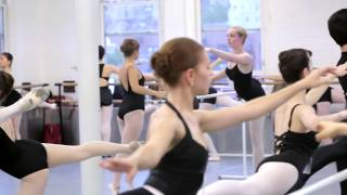 Download Joffrey Ballet School NYC Summer Ballet Intensive Program Video