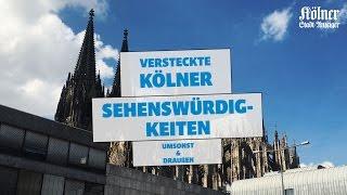 Download Sechs versteckte Sehenswürdigkeiten in Köln Video
