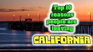Download Top 10 Reasons People are Leaving California. Video