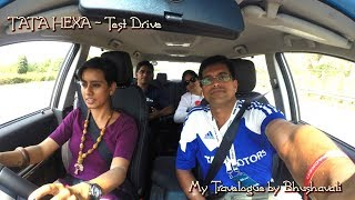 Download Tata Hexa by Tata Motors - Test Drive Video