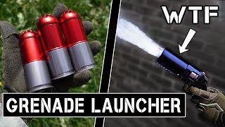 Download Scaring the $&*% out of Players with a 40MM GRENADE LAUNCHER! Video
