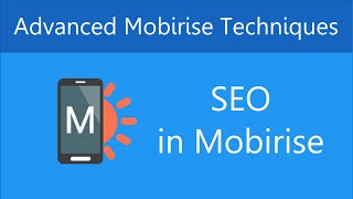 Download Search Engine Optimization (SEO) in Mobirise Video