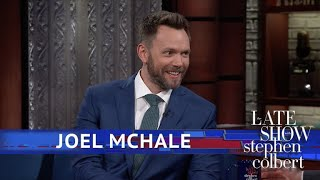 Download Joel McHale Worked With Chevy Chase, Then Played Him On Netflix Video