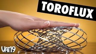 Download Meet Toroflux, the magical metal torus Video